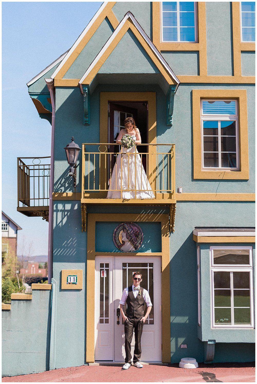 Fun Brewery Wedding in Amish Country • Kamp Weddings — Red
