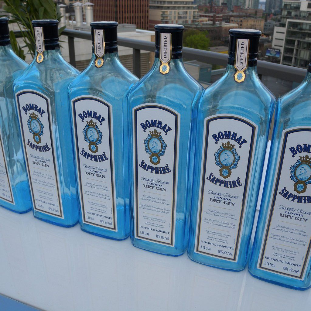Bombay Sapphire Gin Is Being Recalled For Having Double The