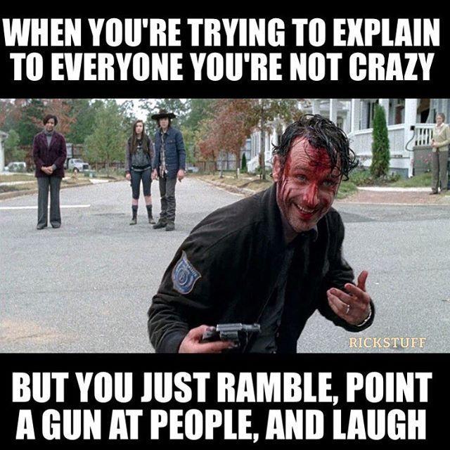 Rick Grimes funny meme http://ibeebz.com