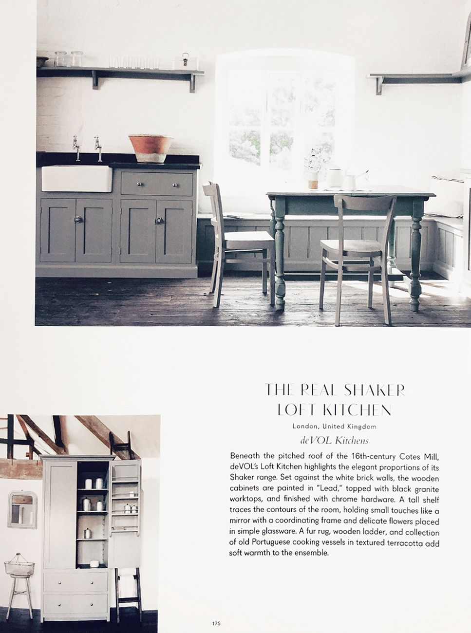 We have a beautiful 6 page feature in \'Kitchen Kulture\' an interiors ...