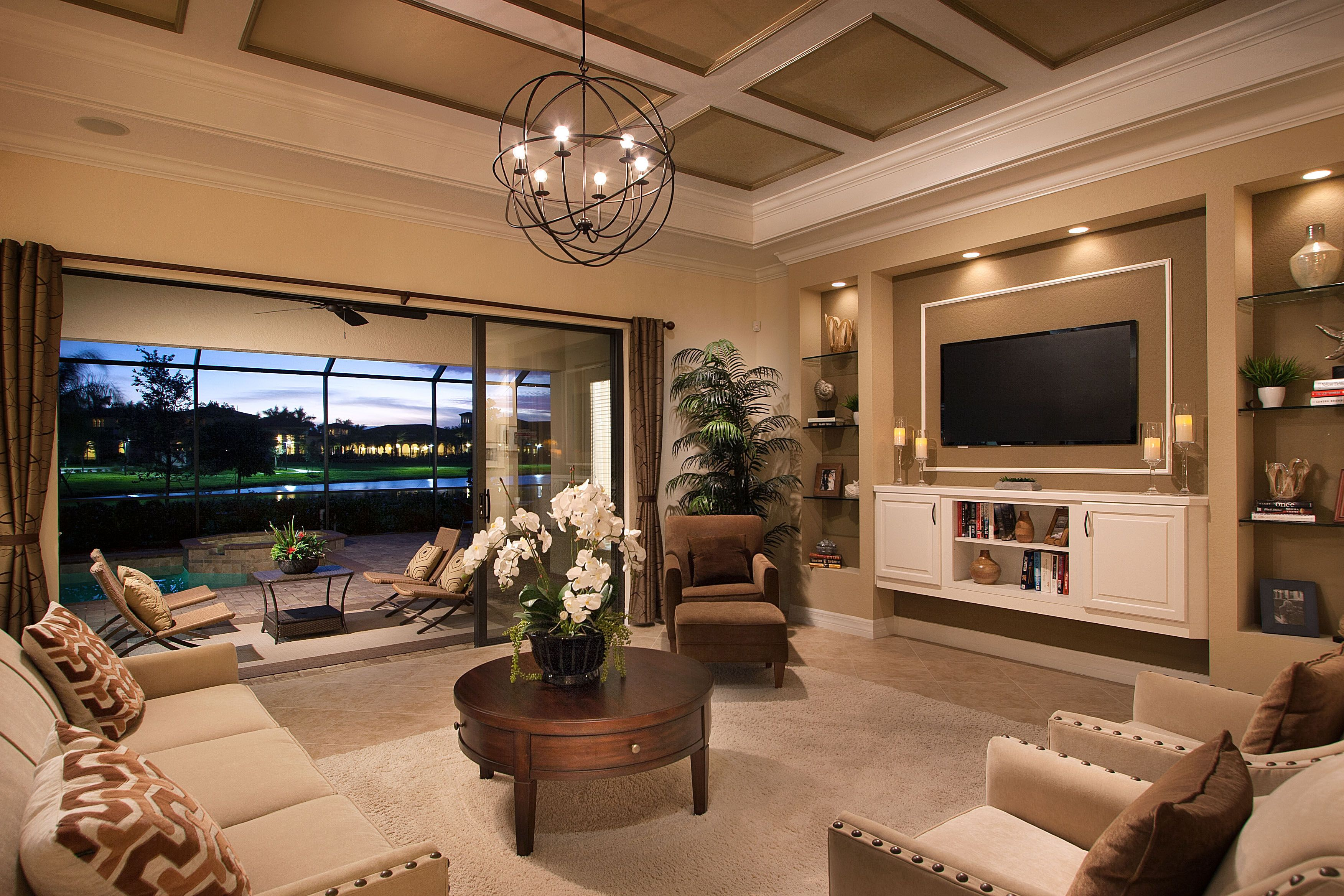 Turn Your House Into A Home This Living Room Is Perfect For A
