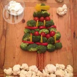 Essbarer Weihnachtsbaum Recipe Pinterest Allrecipes