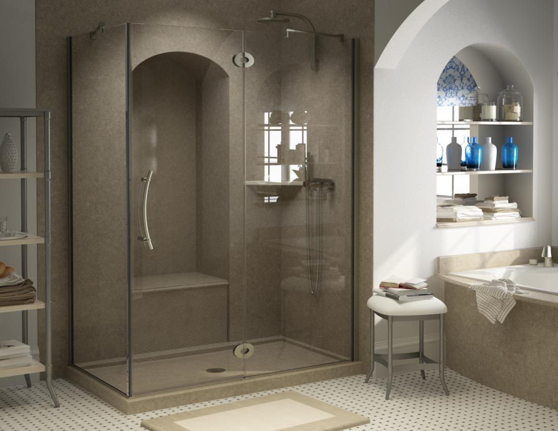 Carstin Brands manufactured marble | Showers | Pinterest | Marbles ...