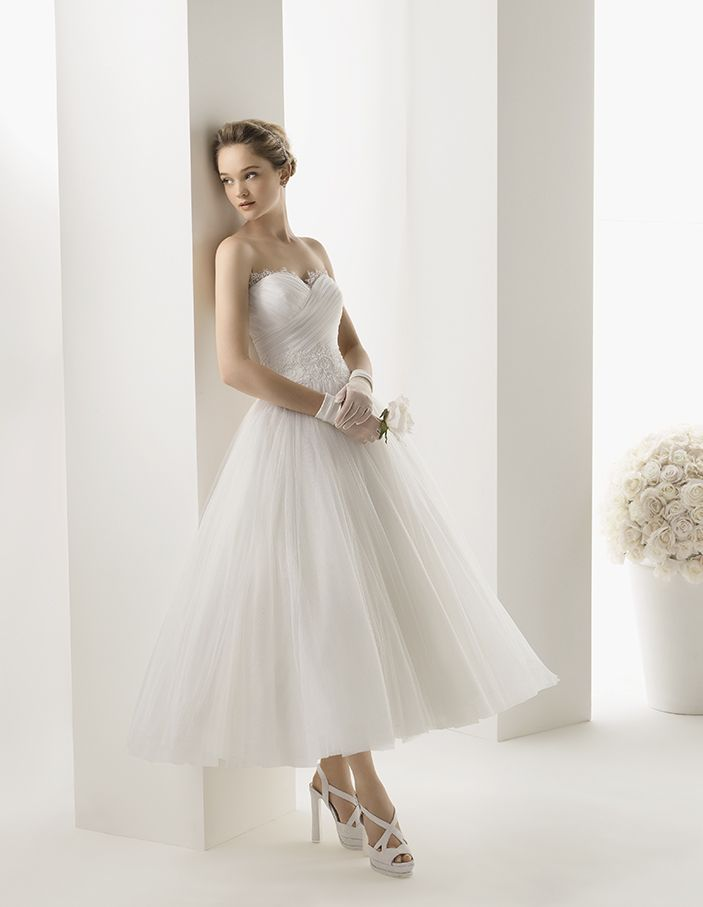 Two by Rosa Clara Wedding Dresses 2014 Bridal Collection Rosa