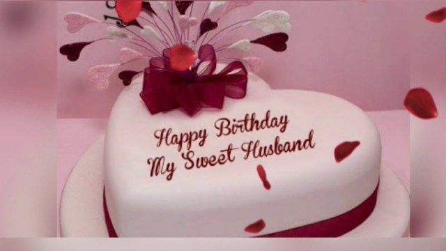 Peachy 23 Brilliant Photo Of Husband Birthday Cake With Images Funny Birthday Cards Online Fluifree Goldxyz