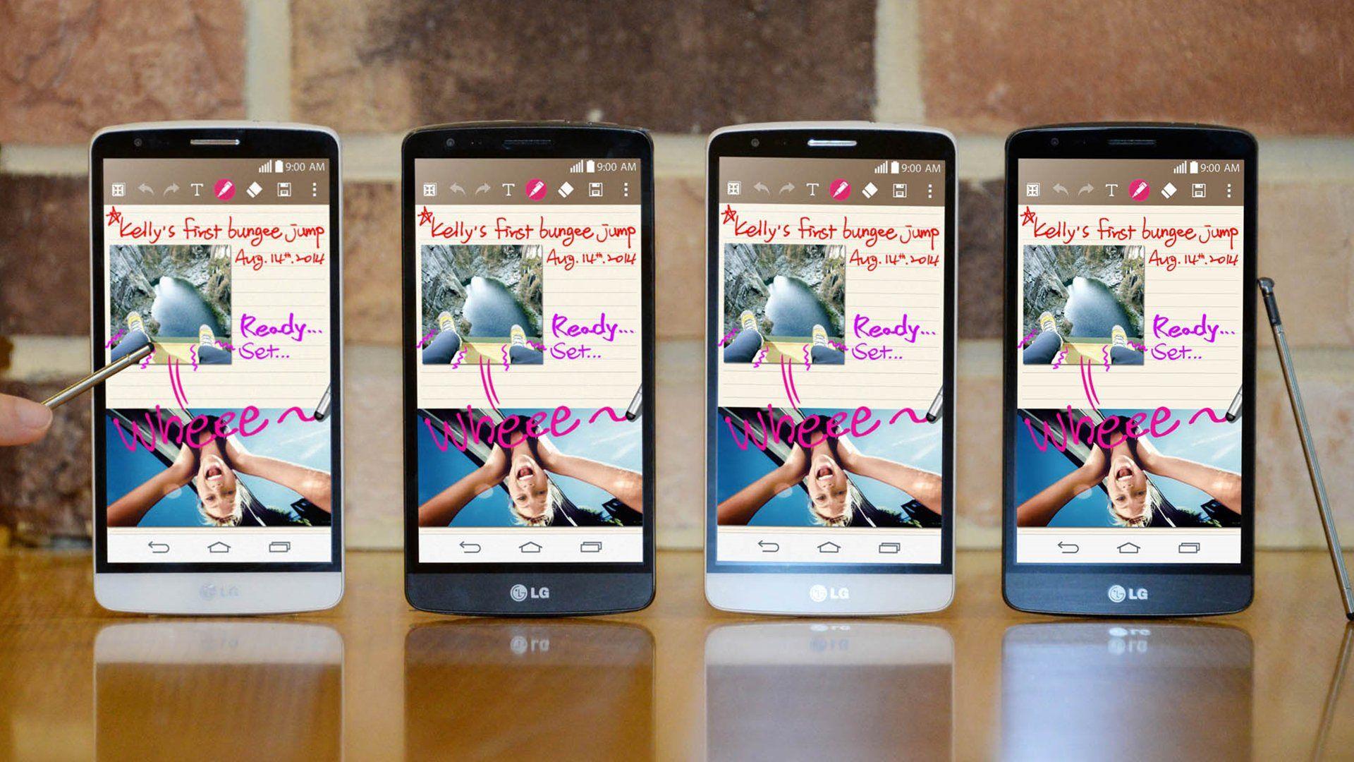 內建觸控筆設計,5.5 吋新機 LG G3 Stylus 即將登場 - http://chinese.vr-zone.com/125167/lg-announces-g3-stylus-with-5-5-inch-display-and-stylus-pen-08262014/