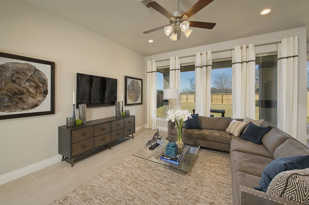 Sienna Plantation Townhome Model Home 2,425 Sq. Ft