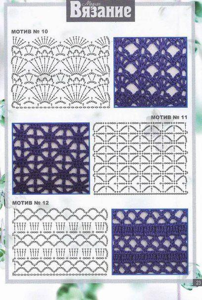 Photo – modèle de tricot   – Einkaufsnetze / Taschen