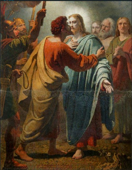 The Light of Faith | Jesus art, Sacred art, Kiss painting
