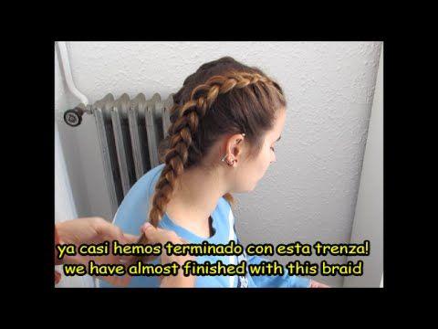Cómo hacer trenzas de raíz RÁPIDO Y FÁCIL ❤ trenzas modernas