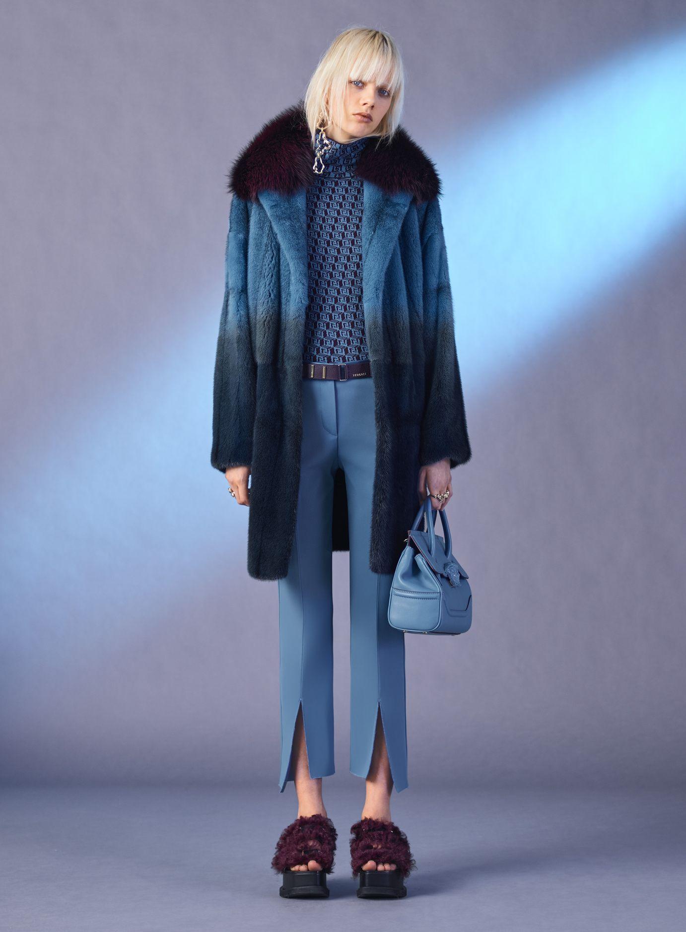 Bien-aimé Défilé Versace: Pré-collections automne-hiver 2017-2018 | Versace  MP69
