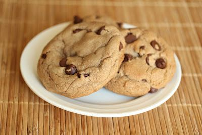 Nutella Chocolate Chip Cookies - obviously Erin Que has made these.