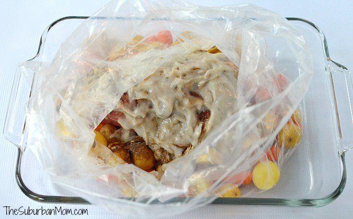 Oven Bag Pot Roast Recipe | Pot roast recipes, Easy pot ...