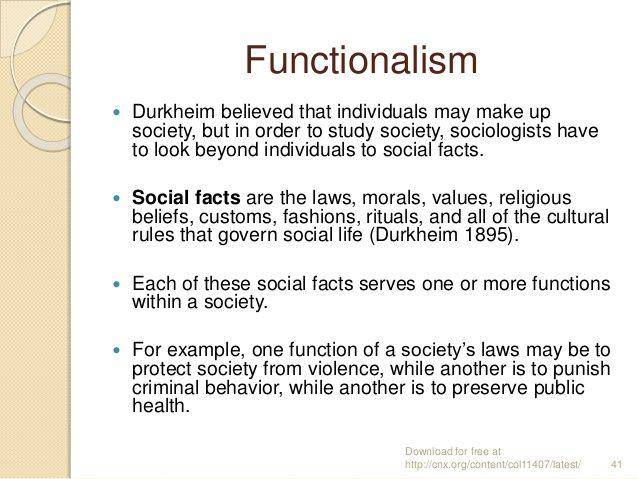 Social Facts Durkheim Soc Pinterest