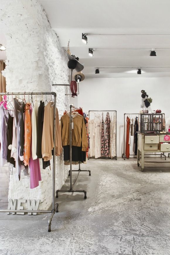 Boutique Einrichtung Retail Inspiration | Boutique Inspiration | Mimoki, Madrid