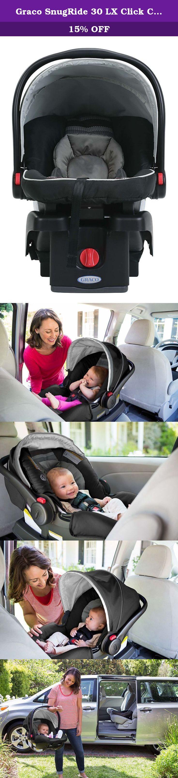 Graco SnugRide 30 LX Click Connect Car Seat Banner