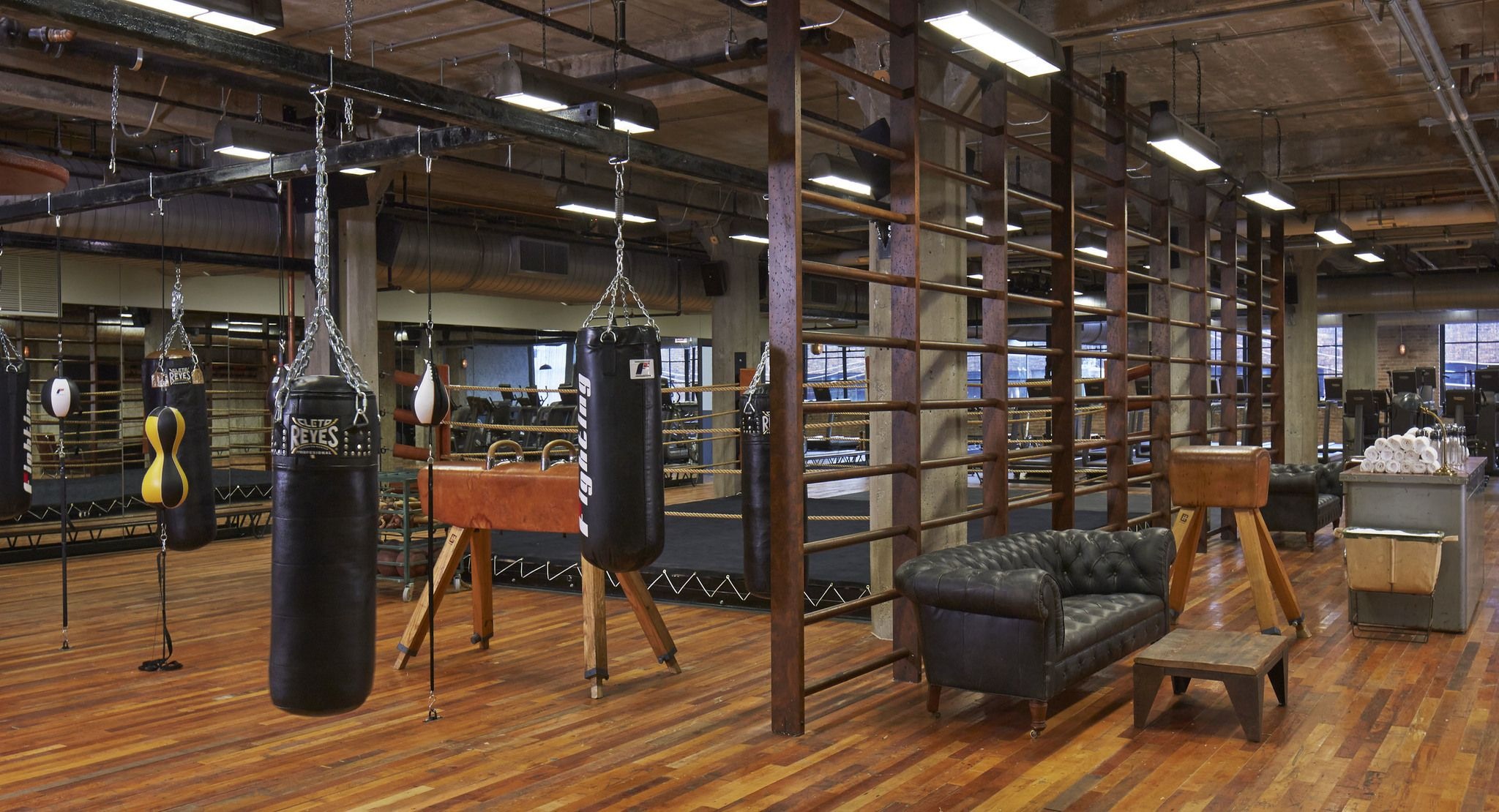 Soho House Chicago Gym