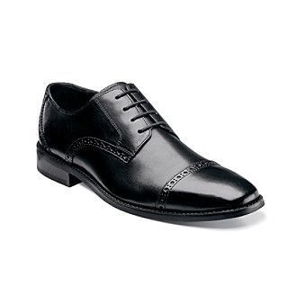 "Florsheim® Men's ""Montinaro"" Cap Toe Oxfords"