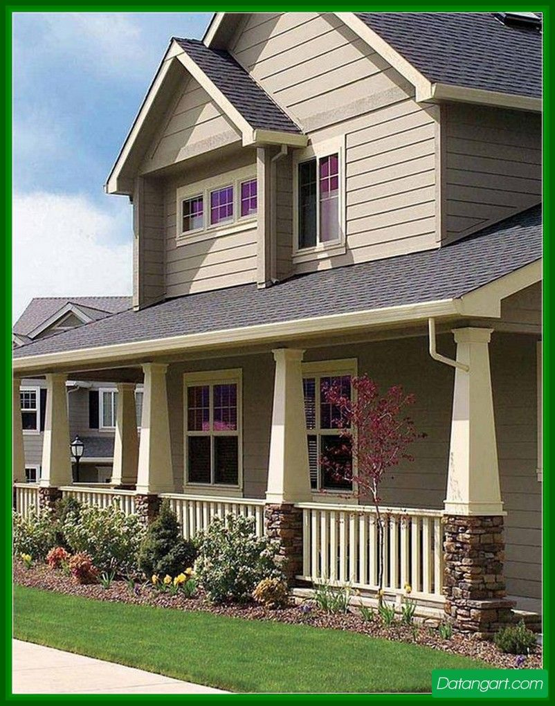 Front Porch Column Designs   Interior   Delectable Front Porch Decoration  Using Square White Brown BrickFront Porch Column Designs   Interior   Delectable Front Porch  . Front Porch Columns Images. Home Design Ideas