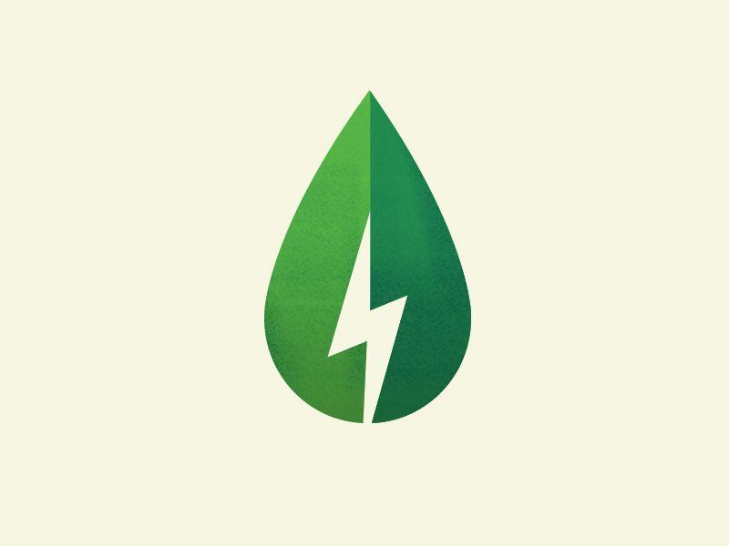 Green Energy Energy Logo Green Energy Design Green Power