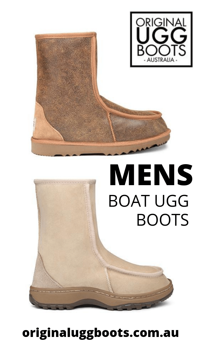 e0856a32ffb Boat UGG Boots in 2019 | Total Comfort | Ugg boots australia, Ugg ...
