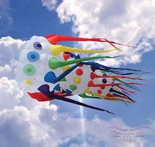 Willi Koch Hydroid 70 Inch Line Laundry Windsock Kite Premier