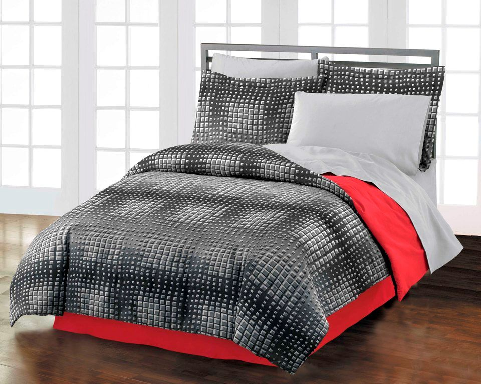 Teen Guys Bedding