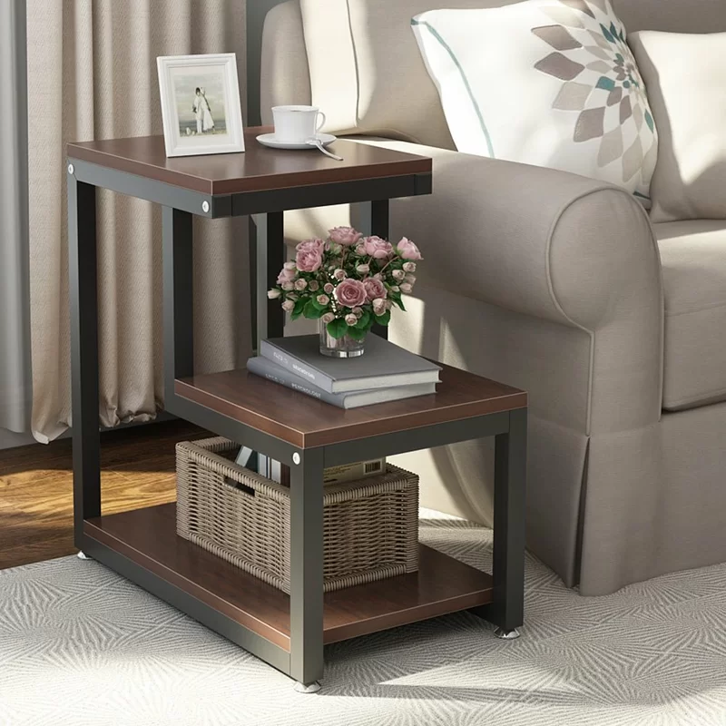 Angelique 3 Tier End Table Living Room End Tables Decor Home Living Room Living Room Side Table