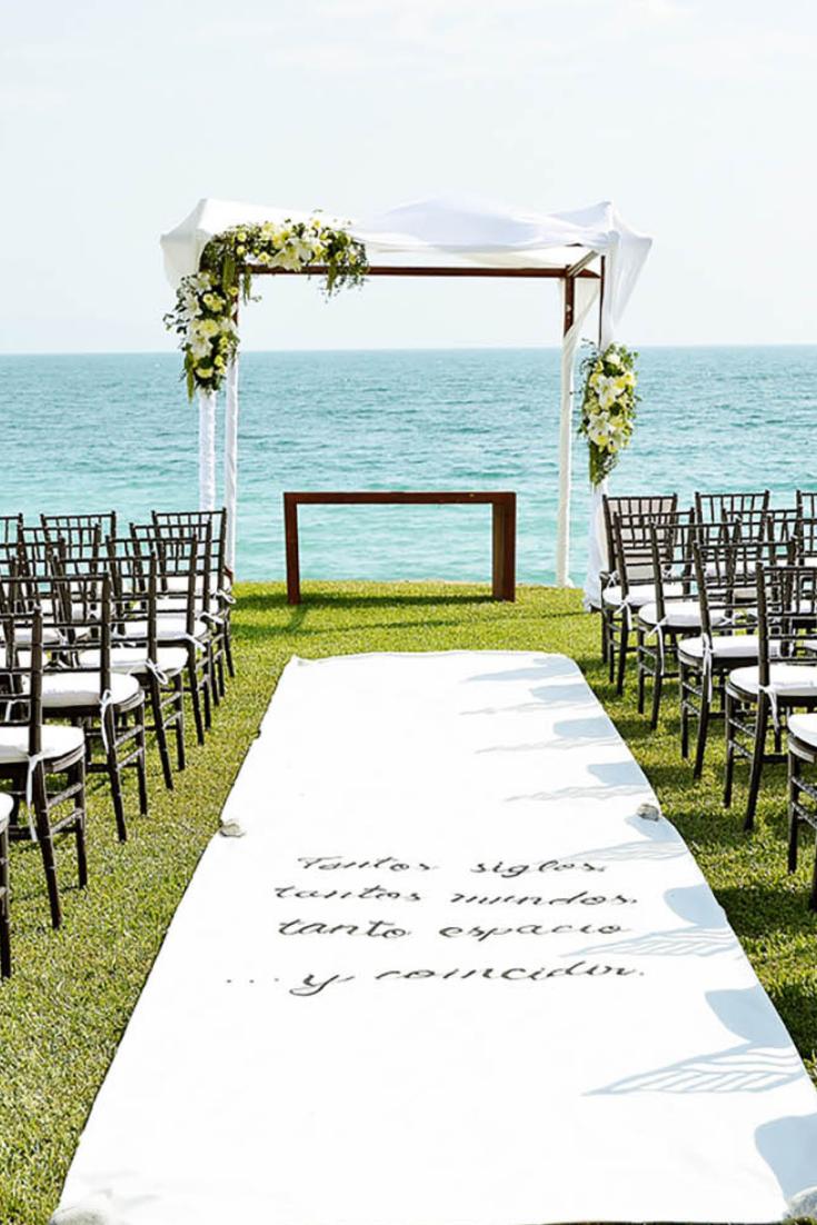 Photo of Un jardín en la arena! Como elegir flores para una boda en la playa