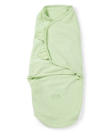 Another great find on #zulily! Sage SwaddleMe® WrapSack™ by SwaddleMe #zulilyfinds