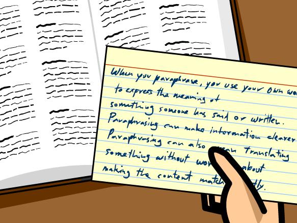 Paraphrasing Lesson Plan And Idea Brainpop Educator Summarizing