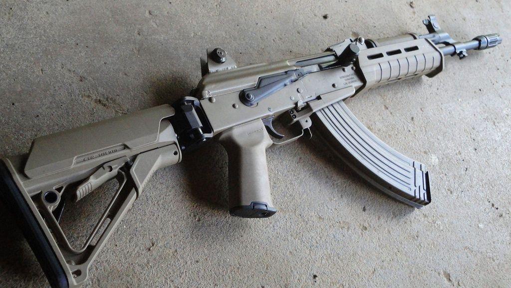 Image result for npap m92 moe handguard bone steel | AK47