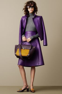 Bally Fall 2015 Ready-to-Wear Fashion Show: Complete Collection - Style.com