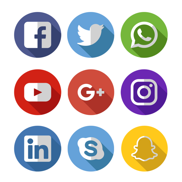 Social Media Icons Social Media Social Media Logo Png And Vector With Transparent Background For Free Download Social Media Icons Social Media Logos Social Media Icons Vector