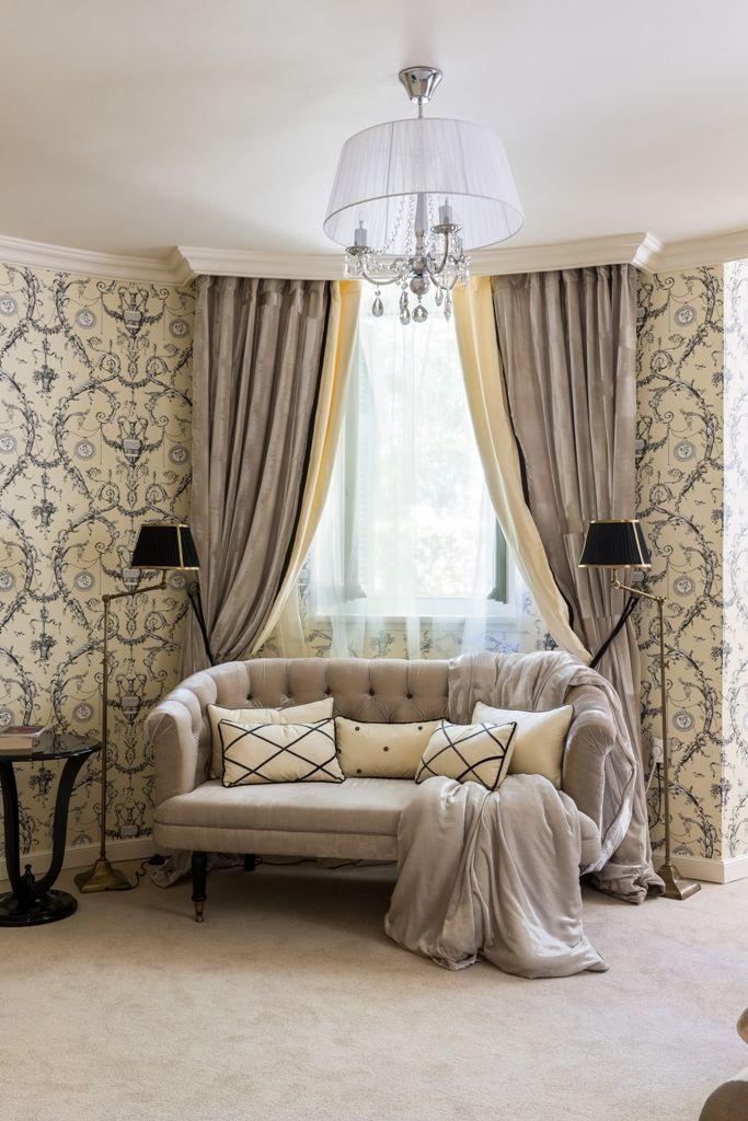 Interior Design Verhoogt Masha & Tania Caruso Www