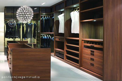 Attractive Poliform Closets
