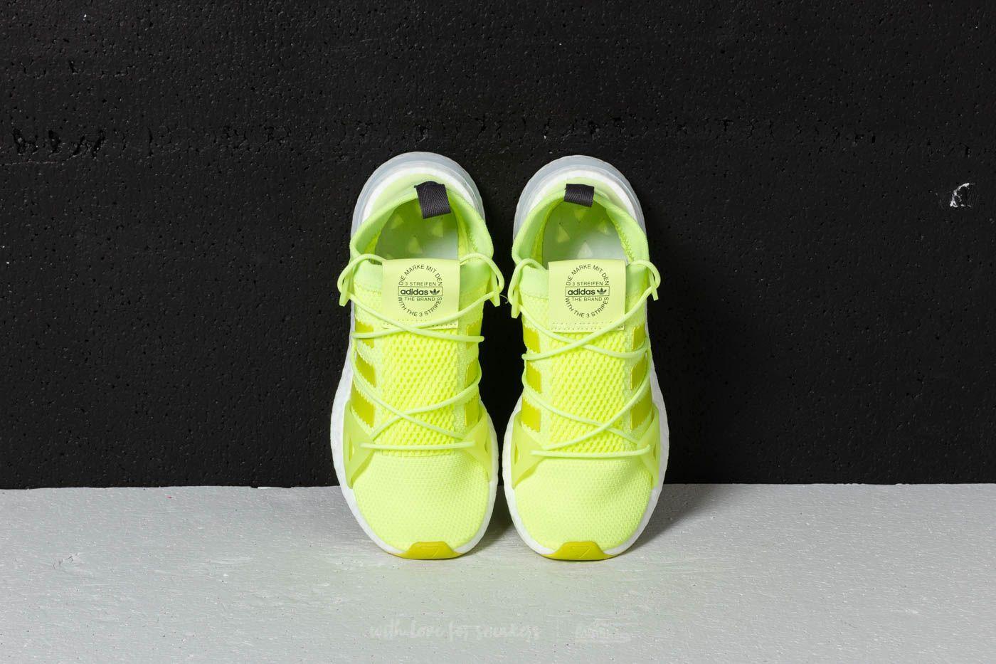 los más valorados originales buscar autorización adidas Arkyn W Glow/ Semi Solar Yellow/ Grey | Adidas, Yellow ...