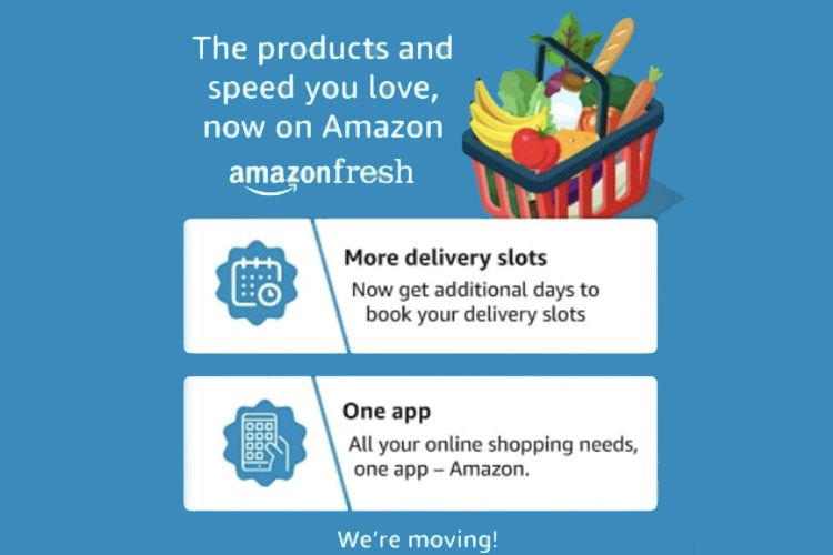 Amazon India To Merge Prime Now Into Main App App Prime Delivery App