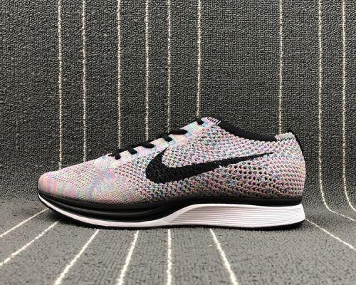 d00596d672e8 Best Quality Nike Flyknit Racer  Multicolor 2.0  526628-304 - Mysecretshoes