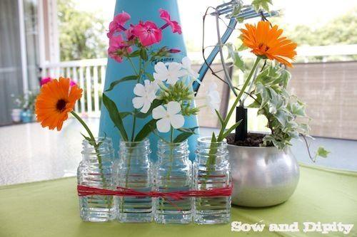 Kitchen Gadget Garden Crafts -