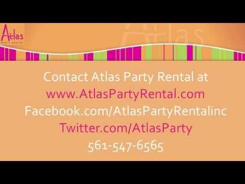 Atlas Party Rental: How To Properly Set a Table with Glasses