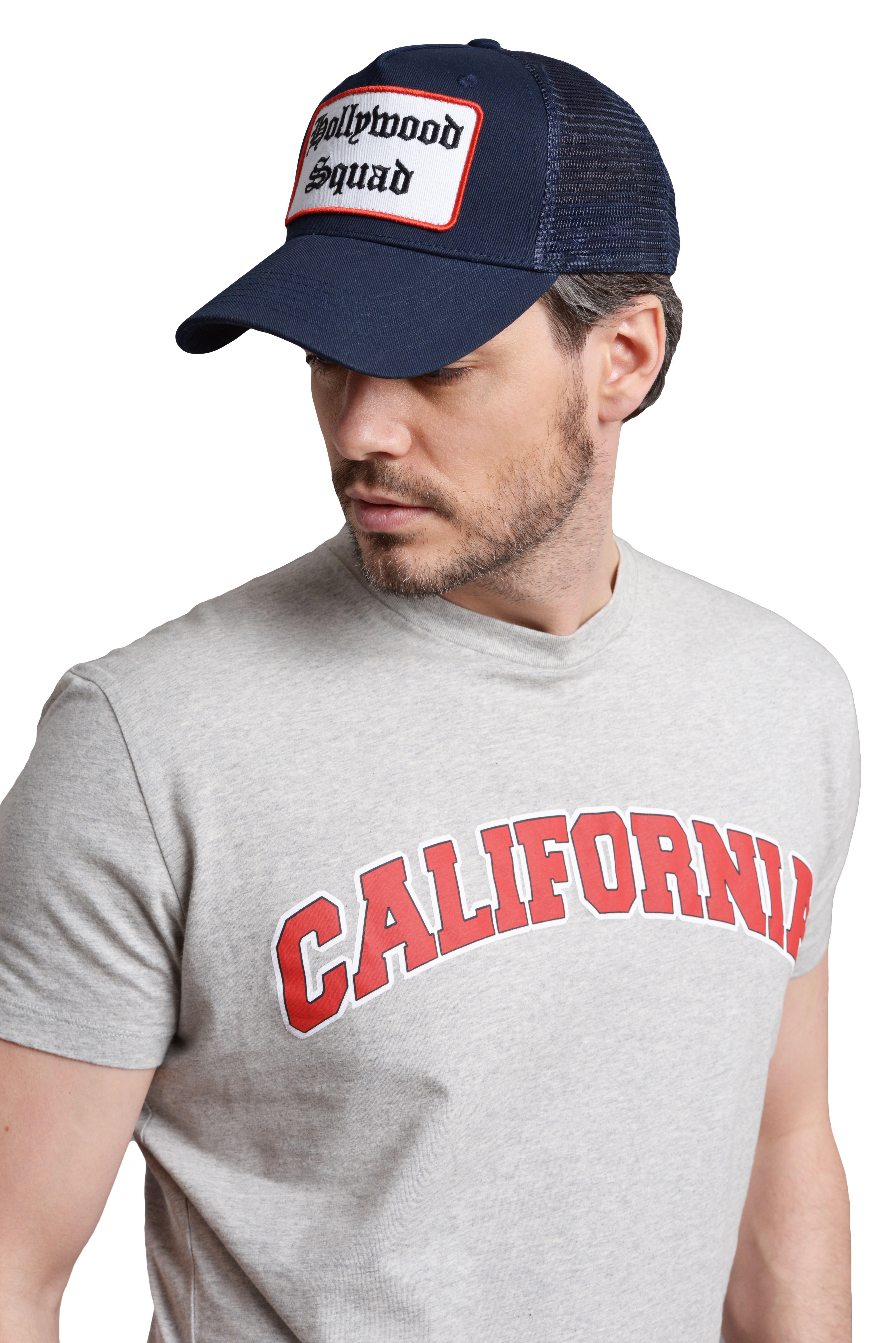 Truckercap Los Angeles Hat camouflage Chiccheria Brand Trucker Cap