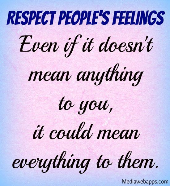 Picture Quotes For Facebook About Respecting Others Opinions