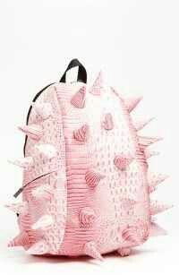 such a cute spike backpack (•.•) | Stuff
