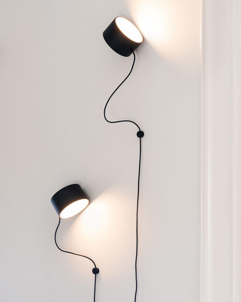 Muuto Post Led Wandlamp Lamptwist Muur Verlichting Designverlichting Wandlamp