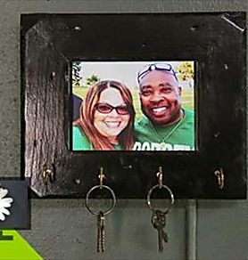 Key Memories Picture Frame