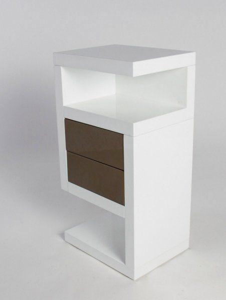Fresh Nachttisch Weiss Fur Boxspringbett Einrichtungsideen