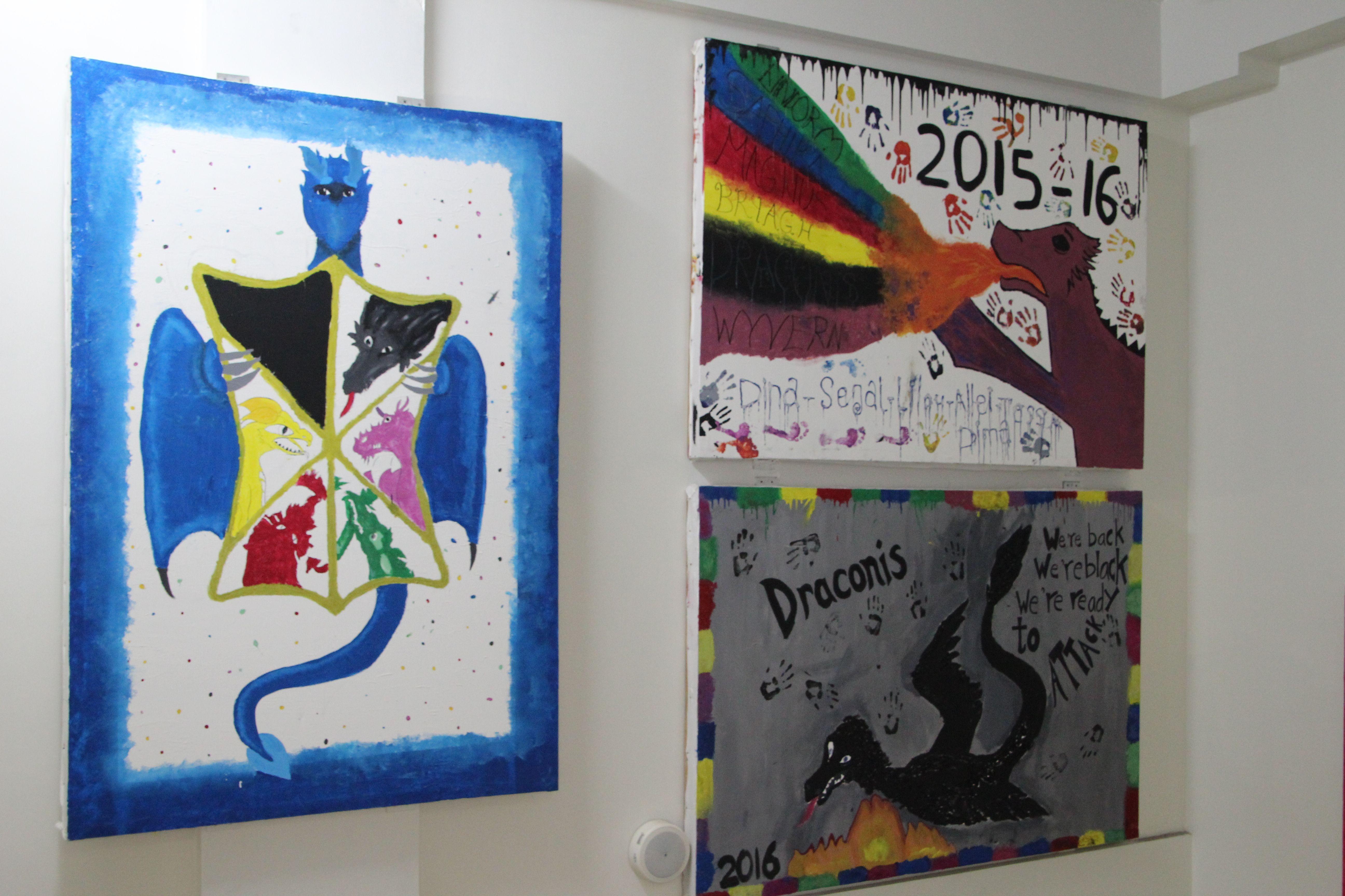 Ms hall of dragons asdoha asddragons middle school