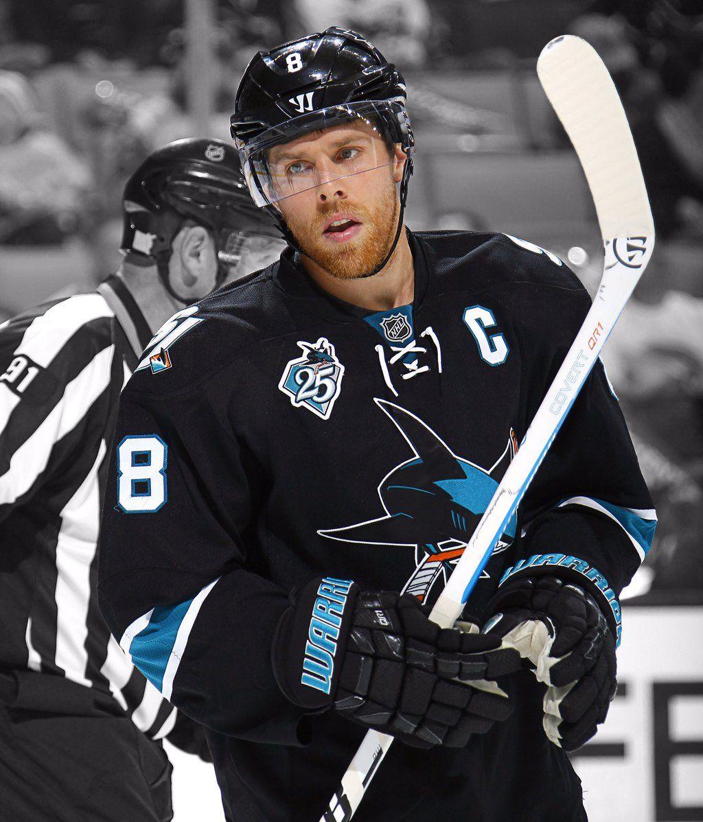 d43b6b9231e Joe Pavelski Nhl Hockey Jerseys