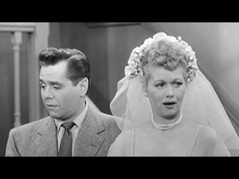 I Love Lucy The Marriage License You